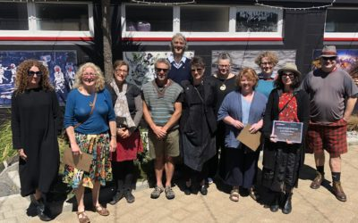 Winners of the West Coast art competition announced